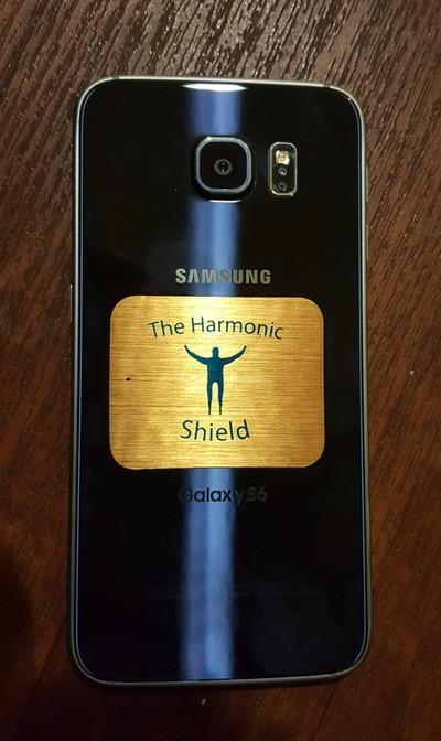 The Harmonic Shield Featuring The Harmonic Edge